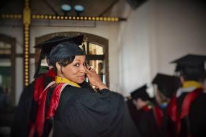 Crystal MBA Graduation