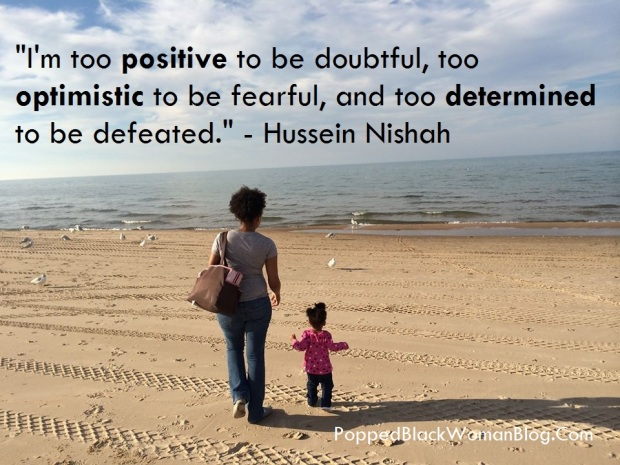 dunes with quote
