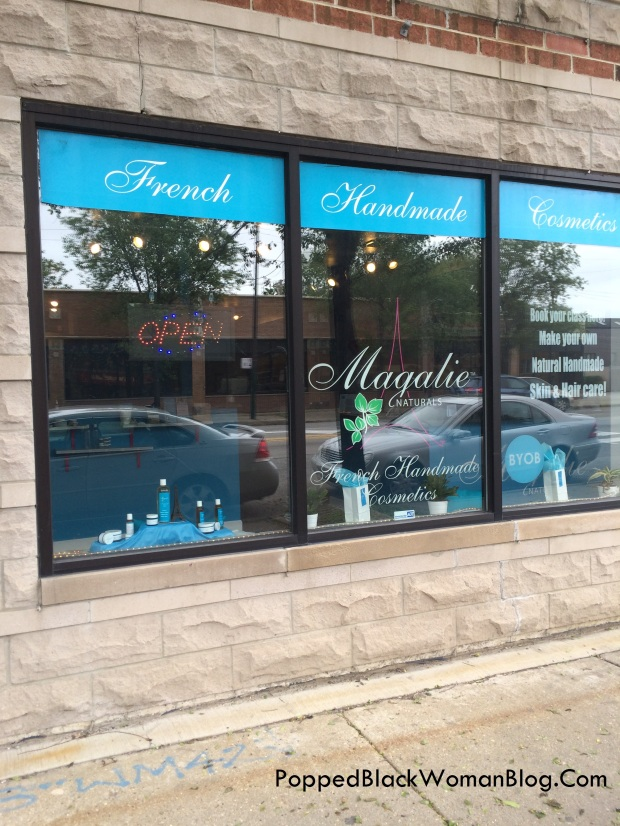 Magalie Naturals Storefront